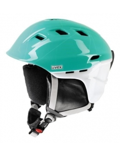 "UNIWERSALNY KASK UVEX COMANCHE 2 PURE  ""M"" (NOWY)"