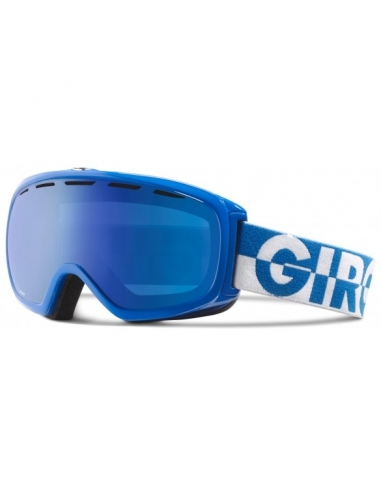 Gogle GIRO BASIS BLUE FIFTY FIFTY, GRAY COBALT