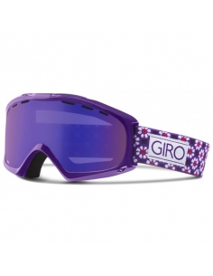 Gogle GIRO SIREN PURPLE MOSIAC, GRAY PURPLE