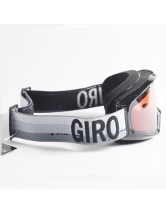 Gogle GIRO SIGNAL BLACK FOGBANK, ROSE SILVER S2