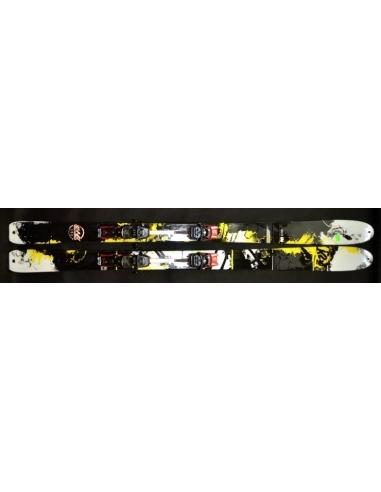 Narty SkiTour K2 ANNEX 98 184cm (Używane)