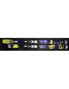 Narty SALOMON Q-85 181cm (używane)
