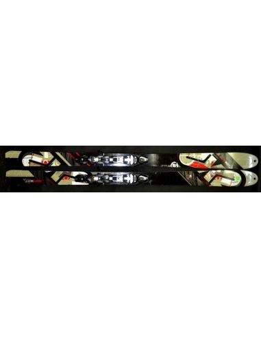 Narty K2 HARDSIDE 188cm (używane)
