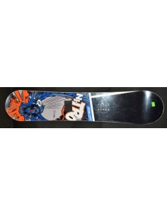 SnowBoard NITRO BRAWLER 132cm (używana)