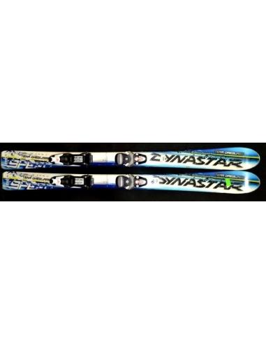 Narty DYNASTAR TEAM OMEGLASS SPEED 120cm (używane)