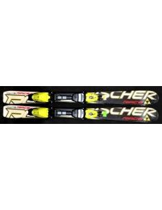 Narty Fischer RC4 Race 100cm (Używane)