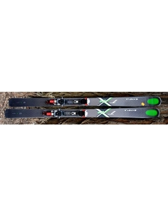 Narty SkiTour KASTLE TX 97 187cm + Marker F12 (Używane)