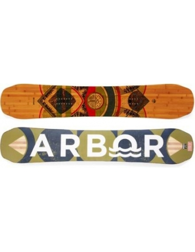 SnowBoard ARBOR CODA ROCKER 158cm (NOWA)