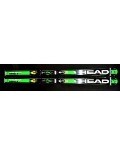 NARTY HEAD WC REBELS I.SHAPE PRO 175cm (używane)