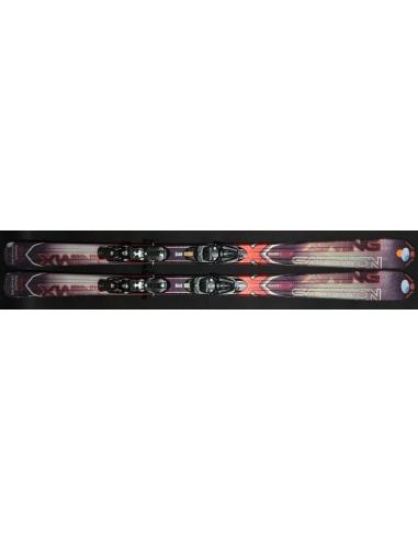 Narty Salomon X-Wing 6R 158cm (Używane)