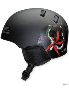 Kask FREERIDE/FREESTYLE GIRO SHIV M09 WE MATTHIEU CREPPEL AUDIO !roz.M (NOWY)