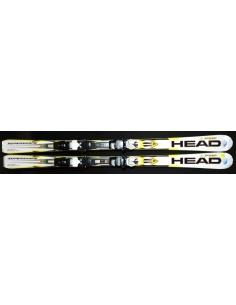 Narty HEAD SUPERSHAPE I. SPEED156cm (używane)