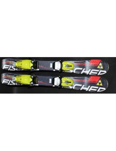 Narty FISCHER RACE RC JR 70 cm (używane)
